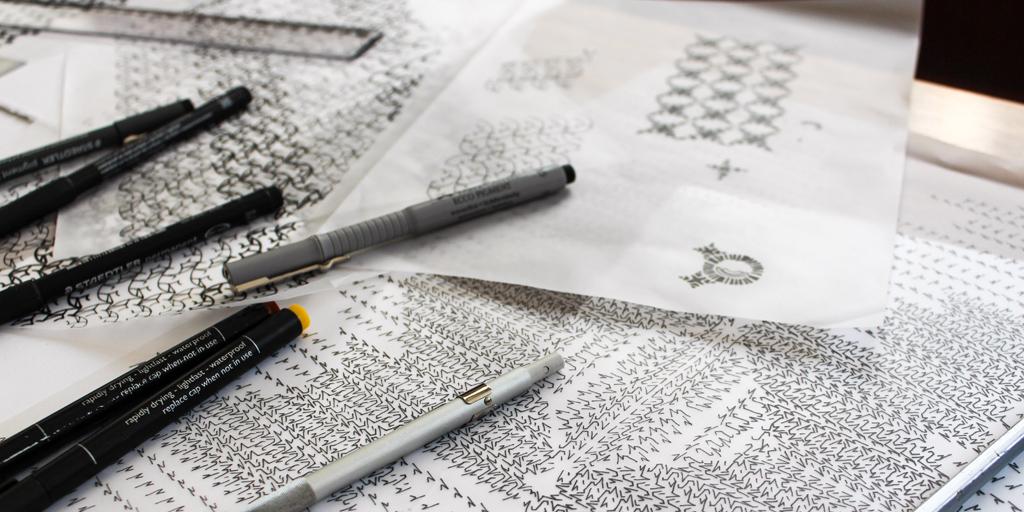 Muster Zeichnen